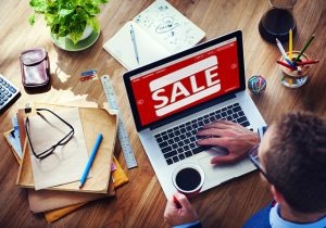 website to sales
