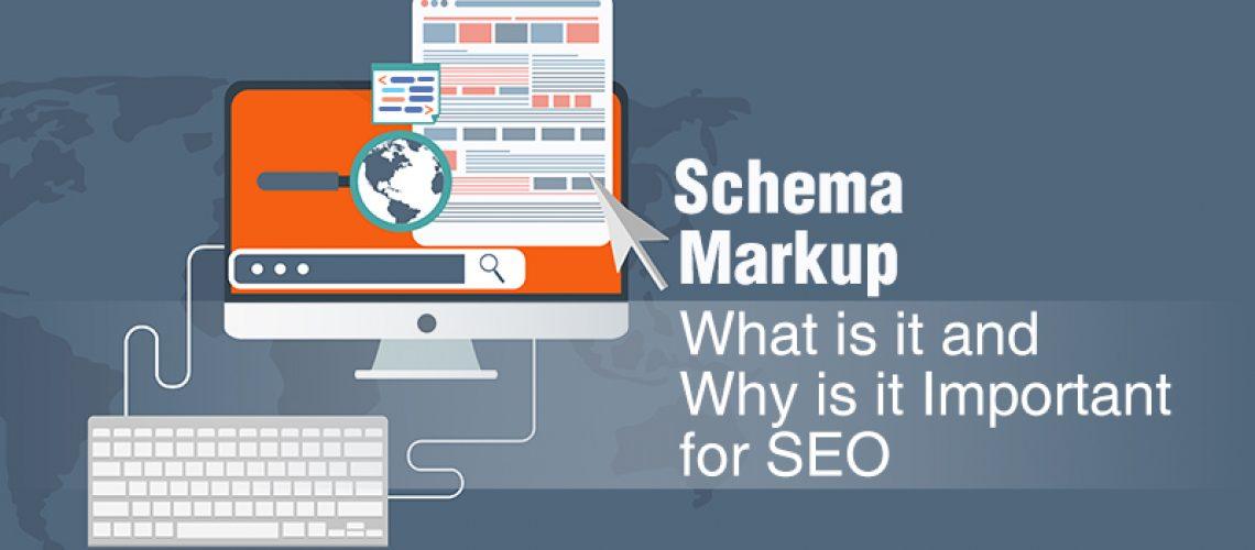 Schema mark-up