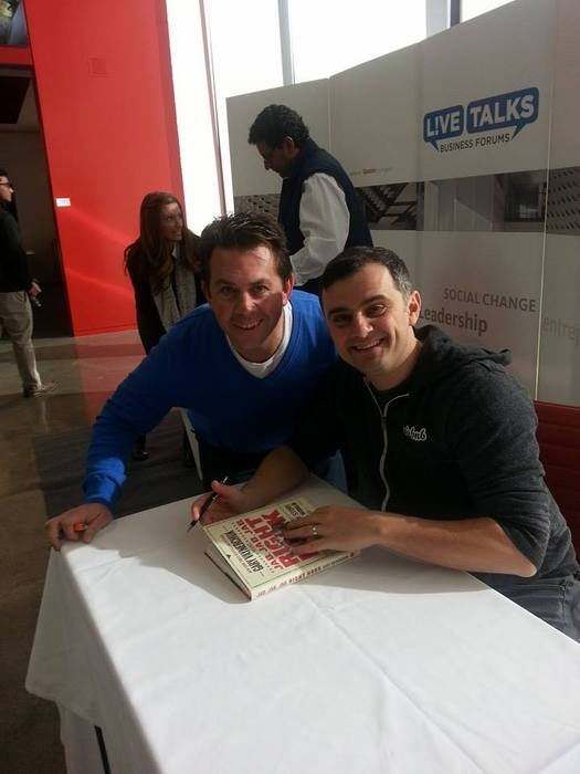gary vaynerchuk and hugh benjamin